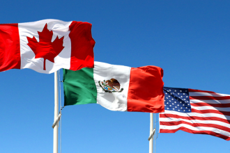 Mexico and Canada – America's partners in NAFTA -- are also the most important export markets for Kansas.