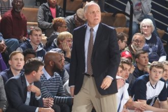 Washburn Coach Bob Chipman ranks sixth all-time in NCAA Division II history with 806 career wins. (Photo: Washburn University Athletics)