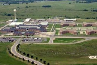 The El Dorado Correctional Facility. (Photo from the Kansas Department of Corrections)