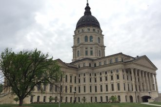 Kansas Statehouse (Photo by J. Schafer)