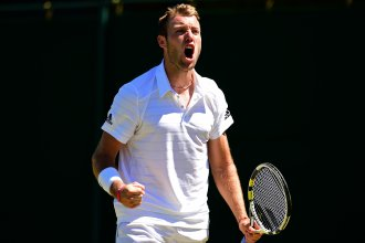 Tennis pro and Blue Valley North High School alumnus Jack Sock (File photo)