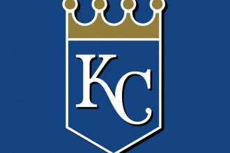 Kansas City Royals baseball logo
