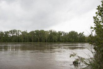 Much of Kansas is already soaked with more rain and flooding expected over the weekend.       (Photo: Nomin Ujiyedin, Kansas News Service)
