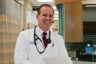 Dr. Joseph McGuirk, of KU Cancer Center, calls immunotherapy one of the most exciting developments in his career as a cancer physician.