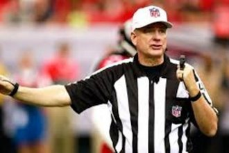 After several controversial calls in the Kansas City Chiefs season-ending loss to the Tennessee Titans Saturday, referee Jeff Triplette has announced his retirement. (Photo: ESPN Sports)