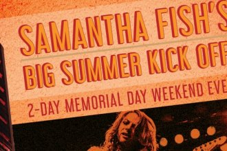 Samantha Fish returns to Kansas City with a new band and a new sound.