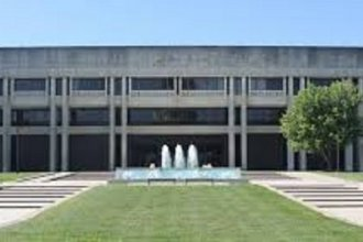 The Kansas Judicial Building in Topeka is home to the Kansas Supreme Court