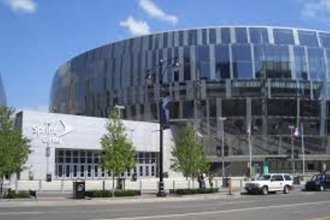 Sprint Center, Kansas City, Missouri