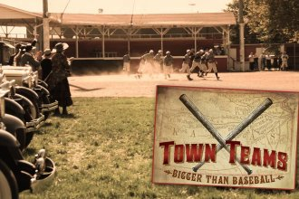 The documentary, Town Teams: Bigger than Baseball, premiers Thursday night in Shawnee. Other showings are scheduled in Topeka, El Dorado and Wichita.