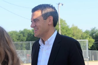 Democrats are targeting the Kansas 3rd Congressional District, now represented by Republican Kevin Yoder. (Photo:Kansas News Service)