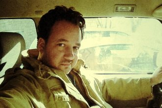 Selfie, in my Jeep Commander, taken on December 2, 2014, a date which will live on the calendar.
