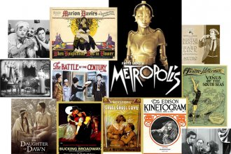 The 23rd Annual Kansas Silent Film Festival runs Friday and Saturday (Feb 22 & 23) at Washburn University's White Concert Hall. Admission is free!