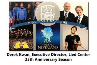 Lied Center 25th Anniversary Season