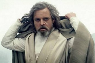 Mark Hamill, known for playing Luke Skywalker in the Star Wars movies recently said on Twitter that he wants to visit Kansas.  Was he serious?  So far, no one seems to know.  (Image by Lucasfilm)