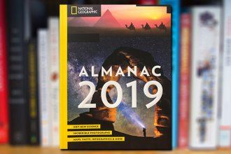National Geographic Almanac 2019