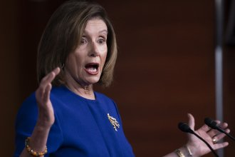 House Speaker Nancy Pelosi, D-Calif, is ending her weeks-long hold on the articles of impeachment, triggering the start of the Senate impeachment process.