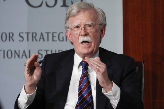 Former national security adviser John Bolton had said he would comply with a Senate subpoena during the impeachment trial, but the Senate voted against calling witnesses.