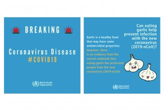 The World Health Organization is sharing posts like these to debunk widely circulated rumors about the coronavirus on its social media.