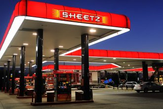 The Sheetz gas and convenience store chain is boosting its workers' pay by $3 per hour, in response to the coronavirus outbreak. Its stores are among the businesses deemed essential during government-ordered shutdowns.