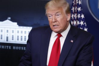 President Trump, who uses Twitter as his primary form of communication, has long accused Facebook and Twitter of censoring conservative views.