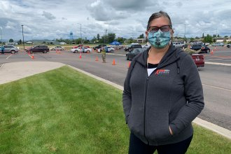 Confederated Salish and Kootenai tribal chair Shelly Fyant is worried COVID-19 case numbers will keep rising as Montana has opened up to out of state tourists.