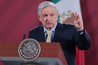 Mexican President Andrés Manuel López Obrador, seen here last month in Mexico City, visits President Trump at the White House this week.