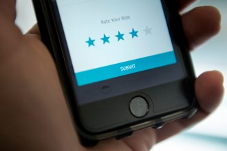 A federal lawsuit alleges that Uber's star rating system discriminates against drivers of color and those with accents. According to the suit, Uber terminates drivers whose ratings get too low.