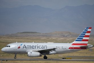 """American Airlines released a statement saying, """"This behavior must stop, and aggressive enforcement and prosecution of the law is the best deterrent."""""""