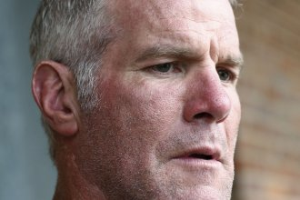 Brett Favre has repaid $600,000 in welfare money he accepted for speeches where he didn't appear, but the Mississippi attorney general could sue still Favre if he doesn't pay interest owed on the amount, the Mississippi auditor said Wednesday.