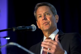 Georgia Gov. Brian Kemp needs to appoint a senator to fill Sen. Johnny Isakson's seat until a special election in November 2020. He's asking for applicants to submit their resumes online.