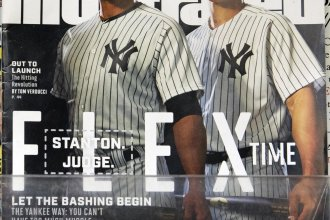 <em>Sports Illustrated</em> was in chaos Thursday amid word of massive layoffs at the 65-year-old magazine.