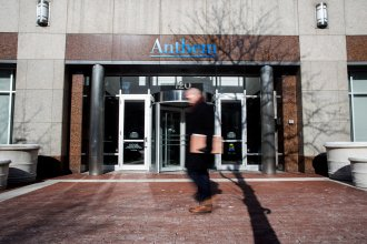 The health insurance company Anthem has said the GOP bill would benefit both insurers and individuals.