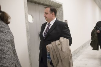Walter M. Shaub Jr., director of the Office of Government Ethics, notified the White House and federal agencies in April that his office wanted to see all ethics waivers issued by President Trump's administration, setting a June 1 deadline.
