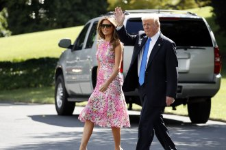 President Trump and first lady Melania Trump will skip the Kennedy Center Honors later this year. It will be the fourth time in 40 years of the event that the sitting president won't be attendance.