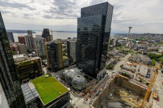 Amazon's Seattle campus has ballooned in size as the company became one of the world's fast-growing businesses. Now, cities are deciding how much they are willing to give to lure Amazon's second headquarters.