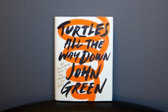 """The teen protagonist in John Green's latest novel, <em>Turtles All The Way Down,</em> has a type of anxiety disorder that sends her into fearful """"thought spirals"""" of bacterial infection and death."""