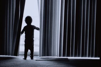 About one child a month dies from being entangled in cords from blinds and shades, a study finds. Efforts are underway to get corded blinds off the market, but many will remain in homes.