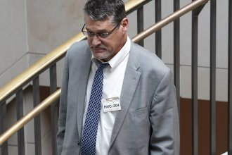The House Intelligence Committee is scheduled to vote on Thursday about whether to release the transcript of its meeting with Fusion GPS founder Glenn Simpson.