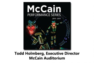 McCain Auditorium Season