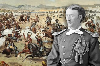Thomas Ward Custer was one of George Armstrong Custer's younger brothers and perished with him at the Battle of Little Bighorn in the Montana Territory.