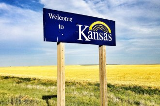 Welcome to Kansas, land of endless potential, benefiting the world since 1861 (and before!).