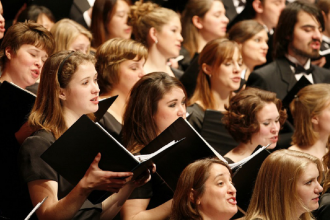"KPR will air ""Holiday Vespers,"" the annual KU concert, on December 21 and 22."
