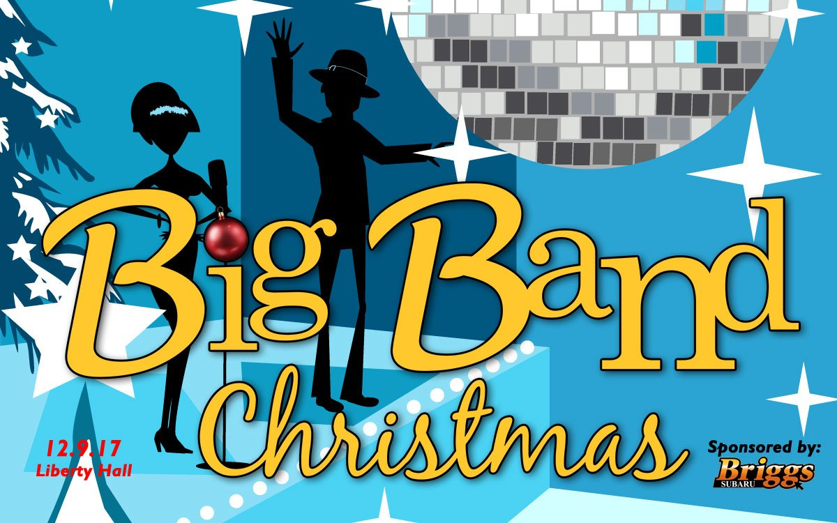 get ready for a cool yule when kpr presents a big band christmas our holiday concert served up by the kansas city jazz orchestra and special guest - Big Band Christmas