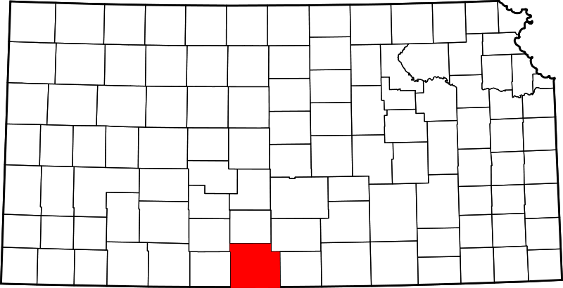 Barber County, in south-central Kansas, was one of the hardest hit areas by the largest wildfire in state history.