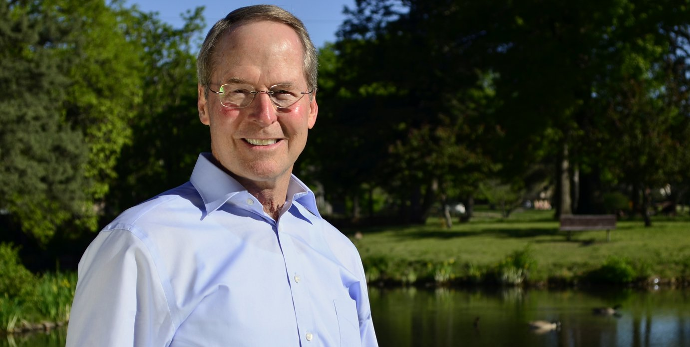 Barnett will make campaign stops Tuesday to announce his campaign. (Photo from the Barnett campaign)