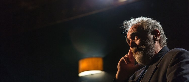 """Barry Crimmins -- comedian, activist, and subject of the documentary """"Call Me Lucky"""" --  is performing in Lawrence on Saturday night. (Photo credit: via barrycrimmins.com)"""
