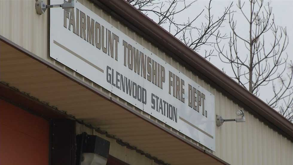Fairmont Township Fire Department in Basehor, Kansas (Photo by KCTV 5)