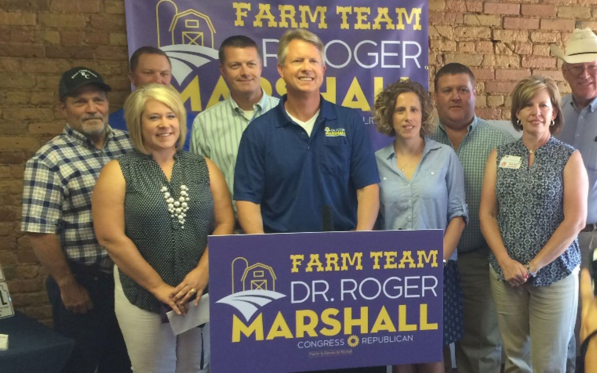 Representatives of the state's agriculture interest groups are supporting the challenger in the August 2nd Republican primary.