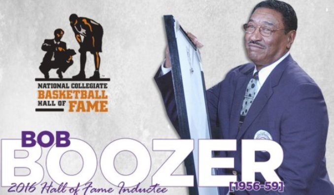 The late Bob Boozer helped the Wildcats to the 1958 Final Four