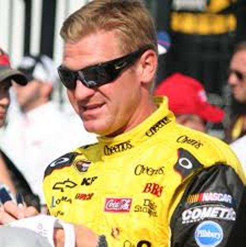 Sprint Cup driver Clint Bowyer
